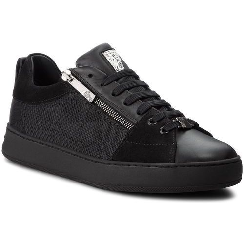 Sneakersy collection - v900725 vm00422 v991c nero/nero/nero/fdo, Versace, 42-46