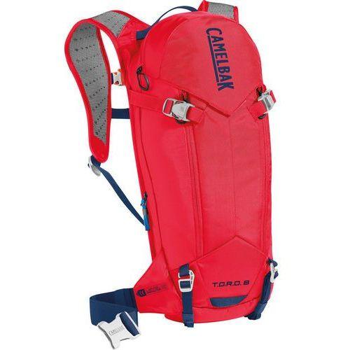 Camelbak t.o.r.o. protector 8 plecak czerwony 2018 plecaki rowerowe