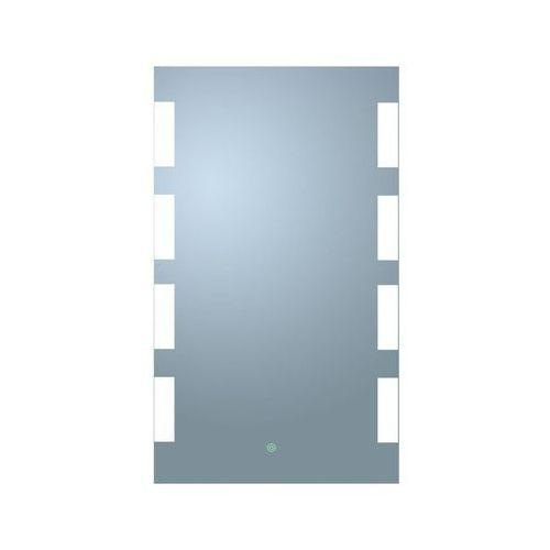 Lustro łazienkowe z oświetleniem wbudowanym IKAR 50 x 70 VENTI (5907722357649)