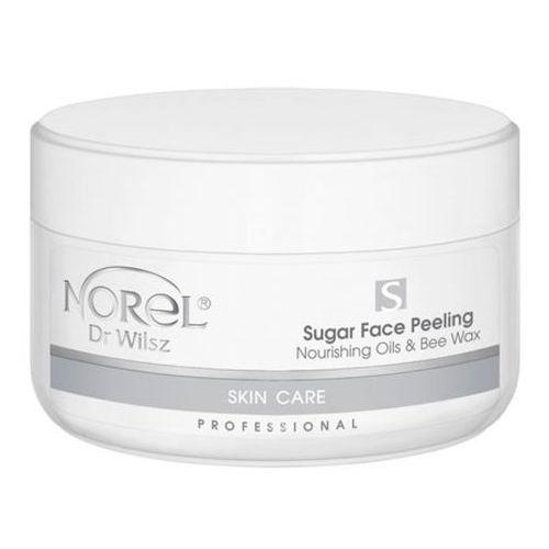 skin care sugar face peeling peeling cukrowy do twarzy (dp017) marki Norel (dr wilsz)