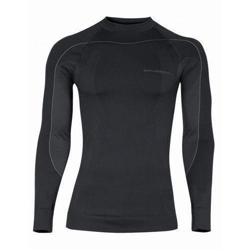 BRUBECK - Bluza męska THERMO - BLACK