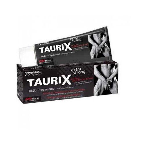 Joydivision (ge) Krem na potencję eropharm taurix extra strong 40 ml
