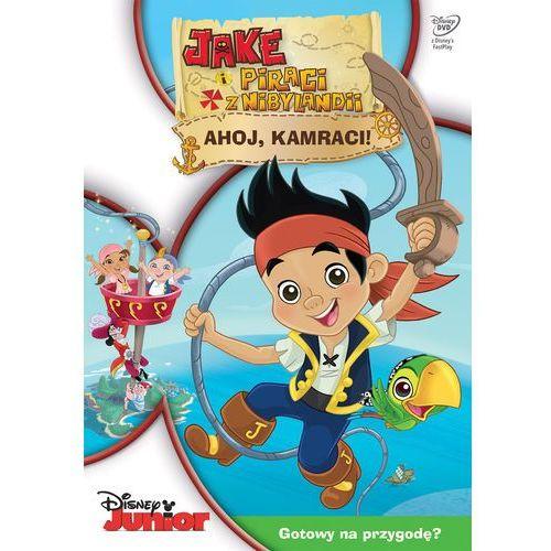 Jake i piraci z Nibylandii: Ahoj, kamraci! (DVD) - Joanna Węgrzynowska-Cybińska