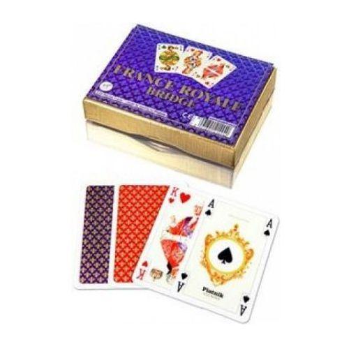 """Piatnik Karty standard """"francuscy królowie"""""""