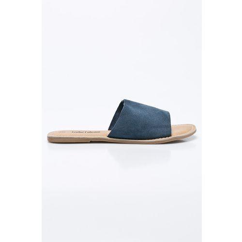 - klapki leather collection, Answear