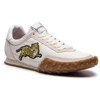 Sneakersy KENZO - F865SN122F54 Gris Clair 93, kolor biały