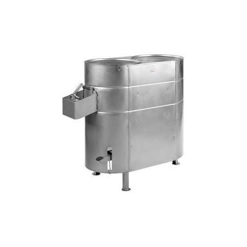 Elektryczna obieraczka do ziemniaków z płuczką | 90kg