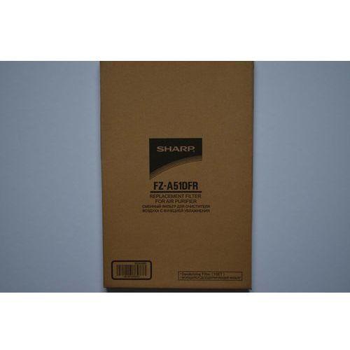 Sharp Fz-a51dfr , filtr węglowy do modelu kc-a50euw fz-a51dfr gwarancja 24m sharp. zadzwoń 887 697 697. raty 0% (4974019764733)