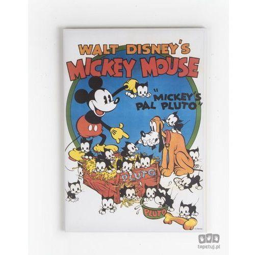 Obraz Disney: Mickey's Pal Pluto 70-332