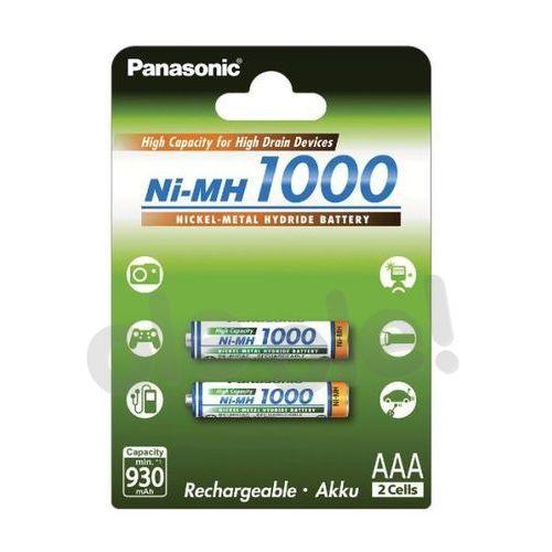 bk-4hgae/2be aaa 1000mah (2szt) marki Panasonic