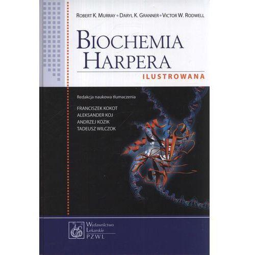 Biochemia Harpera w.2008 PZWL (Wydawnictwo Lekarskie PZWL)