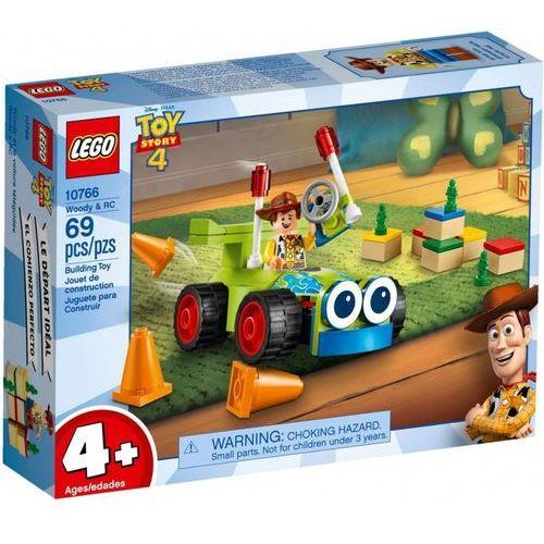 Lego JUNIORS Chudy i pan sterowany 10766