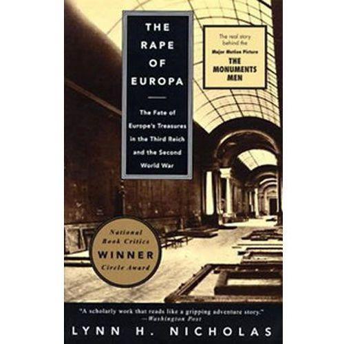 The Rape of Europa (9780679756866)