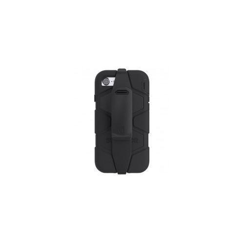 Etui Griffin Survivor All-Terrain iPhone 7, czarne - produkt z kategorii- Futerały i pokrowce do telefonów