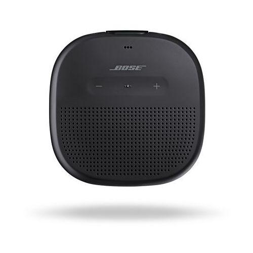Głośnik przenośny BOSE SoundLink Micro Bluetooth Czarny (0017817768429)