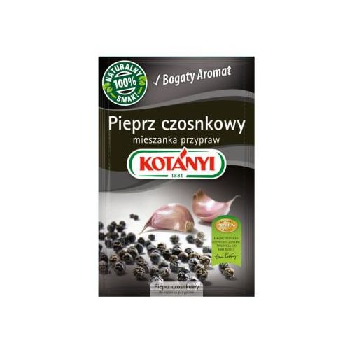 Pieprz czosnkowy mieszanka przypraw 20 g Kotányi (5901032034115)