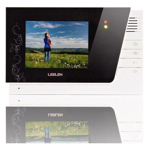"""monitor kolorowy jb5000_v26 - 4"""": opcja alarmu - 4 strefy alarmu jb5000_v26 + alarm (4 strefy) - autoryzowany partner leelen, automatyczne rabaty. marki Leelen"""