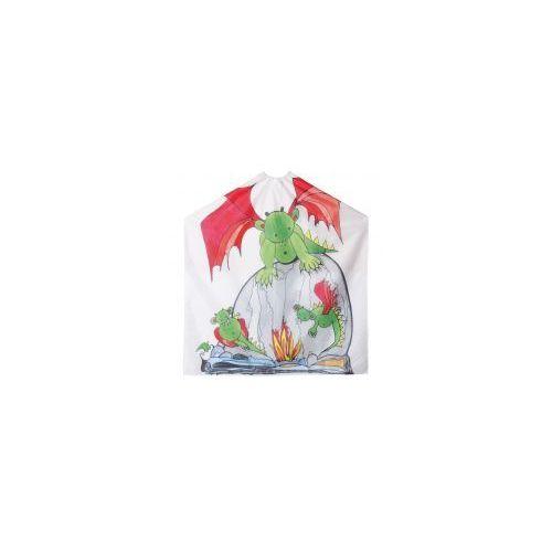Efalock  fire dragon, peleryna dla dzieci, smoki (4025341501869)