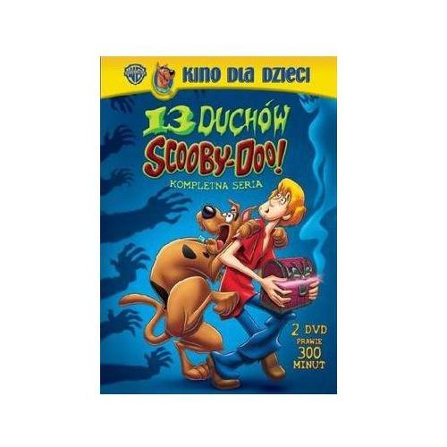 Galapagos films Scooby-doo: 13 duchów (2d) 7321909042865