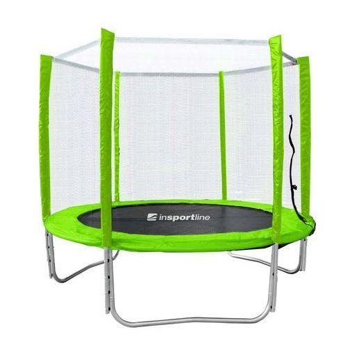 Insportline Solidna trampolina z siatką froggy pro 183 cm