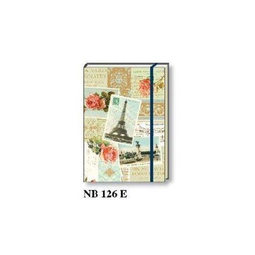 Rossi Notatnik ozdobny a6 96 kartek tw nb 126e (8018646012518)