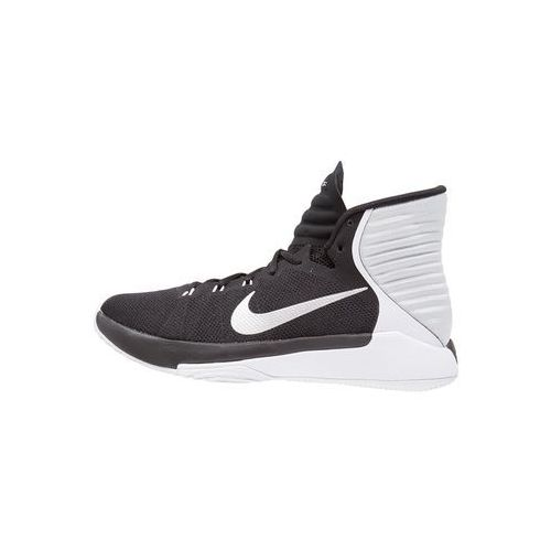Nike Performance PRIME HYPE DF 2016 Obuwie do koszykówki black/reflect silver/white/pure platinum
