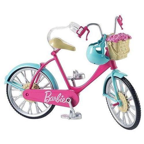 Mattel Barbie - akcesoria wypoczynkowe rower (0887961376838)