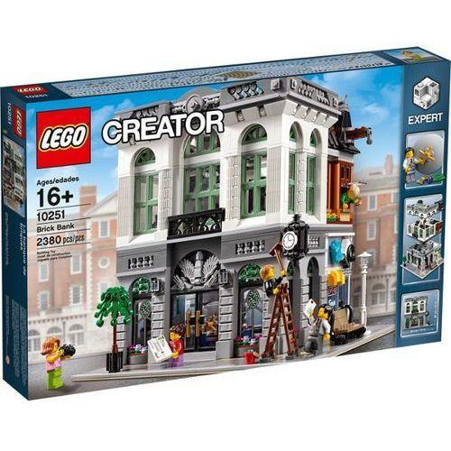 Lego CREATOR Brick bank modular houses 10251