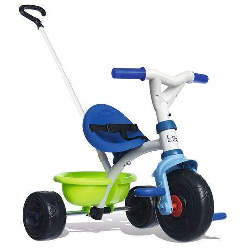 Rowerek trójkołowy SMOBY BE MOVE CITY /niebieski/, RT-444237