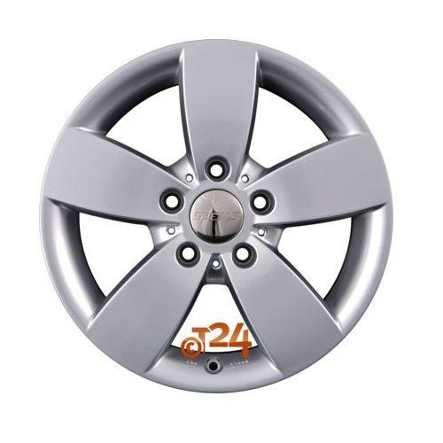 Felga aluminiowa Speeds 04SP 16 7 5x120 - Kup dziś, zapłać za 30 dni
