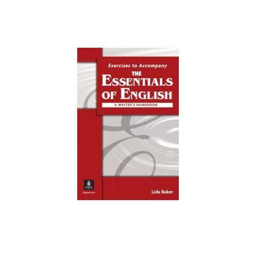 Essentials of English: A Writer's Handbook (with APA Style) Workbook (9780131830370)