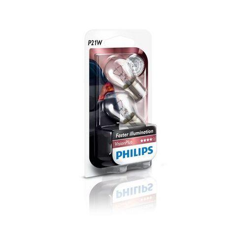 Philips VisionPlus Konwencjonalna żarówka wewnętrzna i sygnalizacyjna 12498VPB2