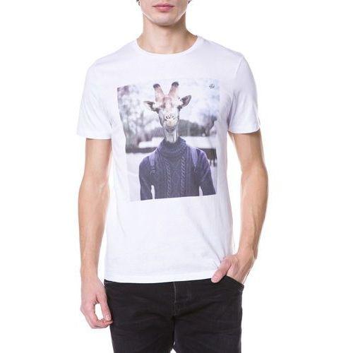 Jack & Jones Hilarious Koszulka Biały L, 1 rozmiar