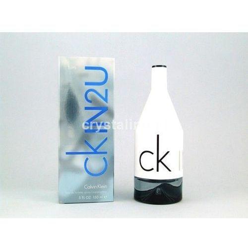 Calvin Klein CK In2U Woman 50ml EdT. Tanie oferty ze sklepów i opinie.