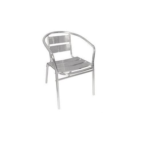 Krzesło sztaplowane | 530x580x(H)735mm | 4szt.