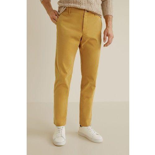 Mango Man - Spodnie Barna4