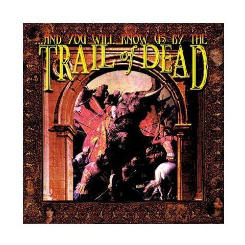 AND YOU WILL KNOW US BY THE TRAIL OF DEAD - ...AND YOU WILL KNOW US BY THE TRIAL OF DEAD (CD) (5052205064283)