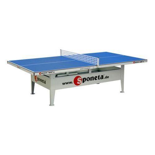 Sponeta Stół do tenisa stołowego do użytku na zewnątrz s6-67e  (niebieski), kategoria: tenis stołowy
