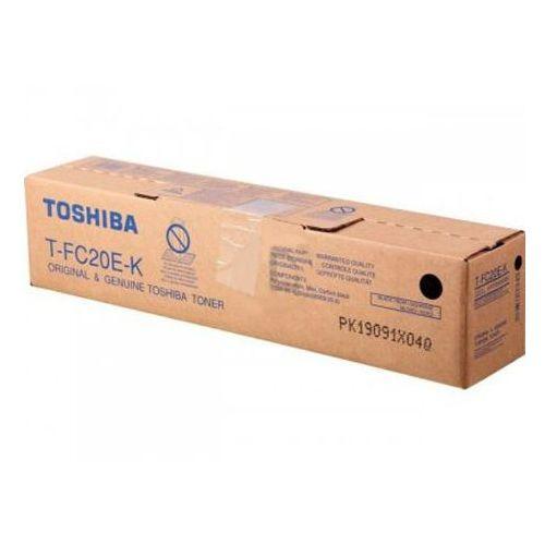 Toshiba Toner t-fc20e-k black do kopiarek (oryginalny) [20.3k] (4519232139533)