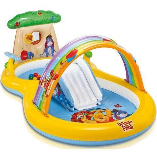 Zabawka dmuchana  57136 plac zabaw kubuś puchatek + darmowy transport! marki Intex