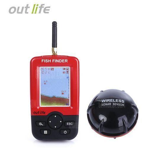 Outlife Wireless Sonar Sensor Portable Fish Finder ()