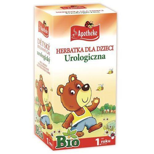 Apotheke (herbatki dla dzieci, dorosłych, błonnik Herbatka dla dzieci - bio 20 x 1,5 g - apotheke (8595178215667) - OKAZJE