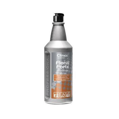 Clinex Płyn floral forte 1l 77-705, do czyszczenia posadzek (5907513273806)