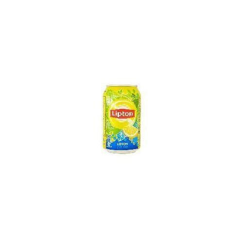 Napój niegazowany lipton ice tea lemon 330 ml marki Pepsi