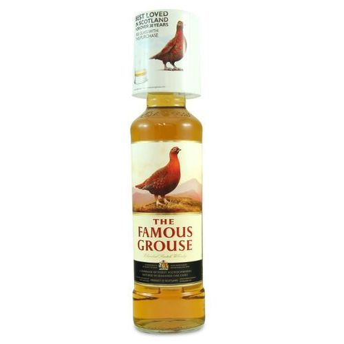Whisky the famous grouse 0,7 l marki Edrington group ltd.