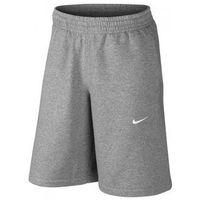 Spodenki Nike Club Short-Swoosh 629206-063, kolor szary