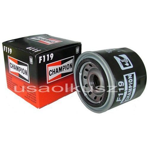 Filtr oleju silnikowego nissan rogue 2,5 16v 2008-2011 marki Champion