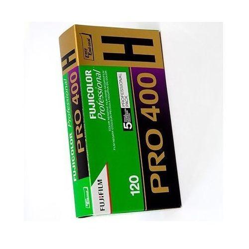 Fujifilm Fuji pro h 400 negatyw kolorowy typ 120