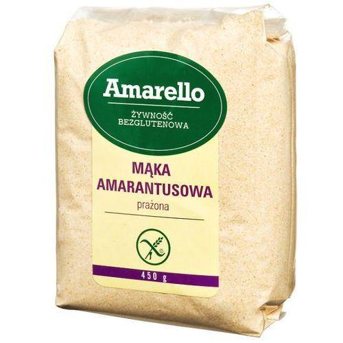 Mąka amarantusowa prażona Ekologiczna bez glutenu