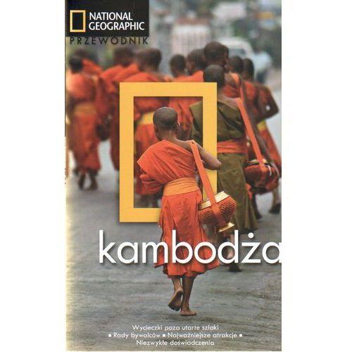 Kambodża. Przewodnik National Geographic (320 str.)